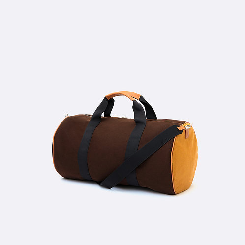 GLOBE TROTTER - Chocolate Flannel