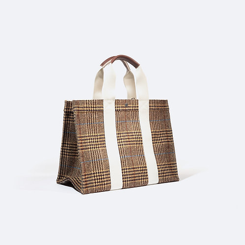 TOTE EXTRA LARGE - PRINCE DE GALLES