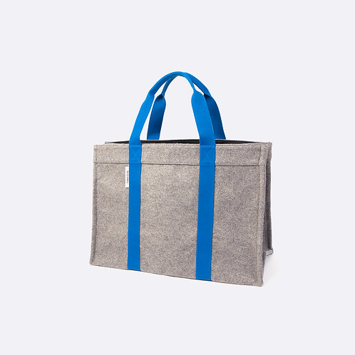 TOTE XL - Grey Flannel