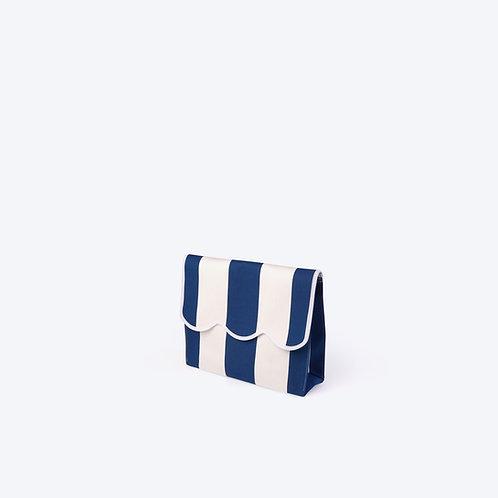 EDEN ROC  -Bleu Rayé