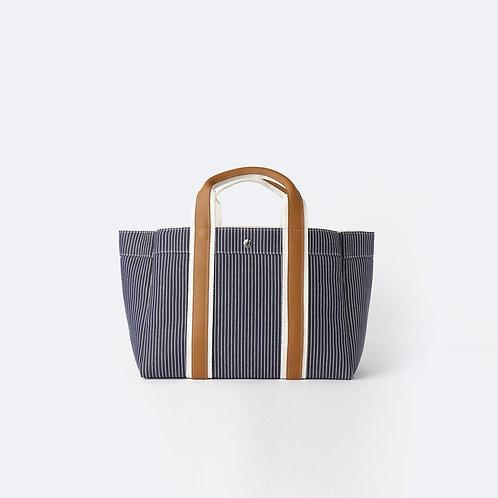 PARCOURS M - Navy Fine Stripes