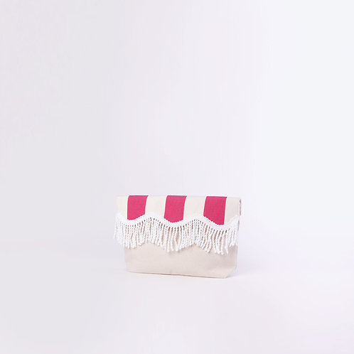 CAP MARTIN - Pink Stripes