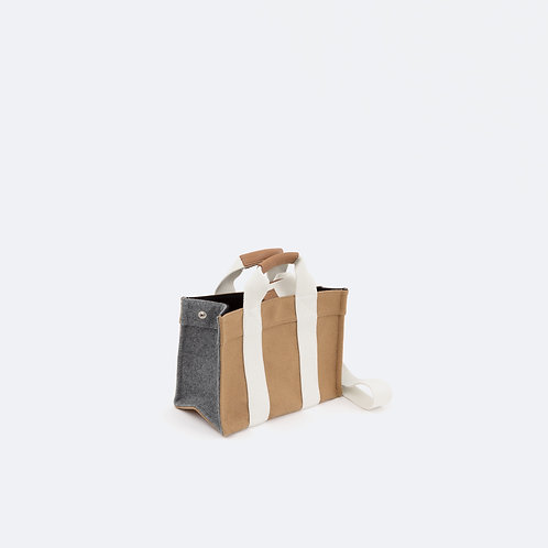 TOTE S - Camel Flannel