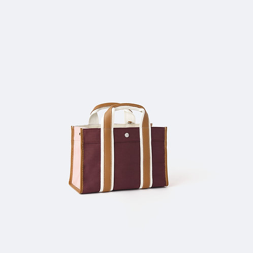 TRAVELLER S - Bordeaux Linen