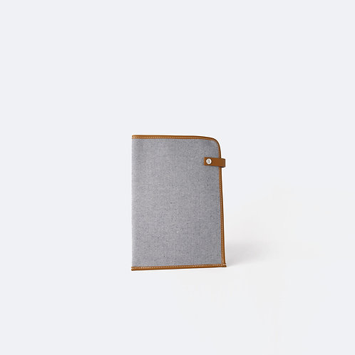 DOCUMENT COVER - Navy Oxford