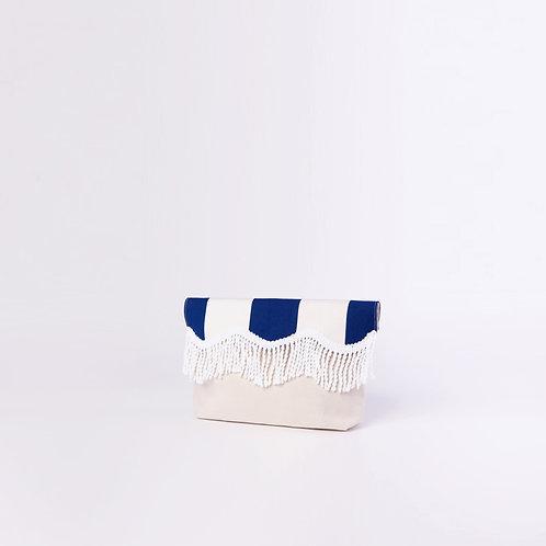 CAP MARTIN - Bleu Rayé