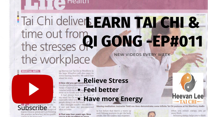 Episode 11 : Youtube training now available - Transform your health in 30mins