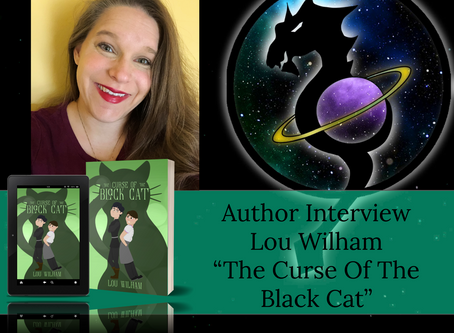 Author Interview: Lou Wilham