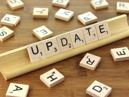 A December Update Blog