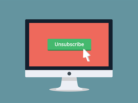 Things Writers Shouldn't Subscribe To