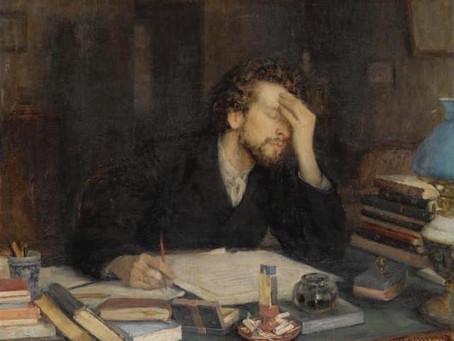 Writer's Block: Still Not A Thing