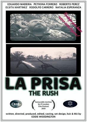 La Prisa The Rush