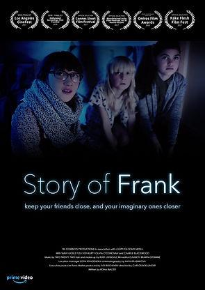 Story of Frank award winning horror short