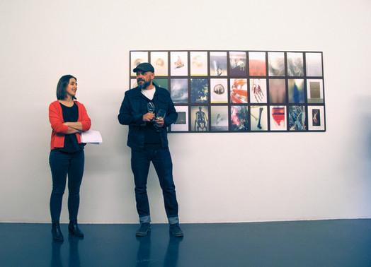 Vernissage mit Julia Schallberger & Daniel Bracher