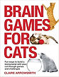 Picture of Brain Games for Cats book cover