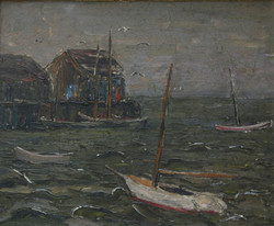 """""""Provincetown Stormy Day"""""""