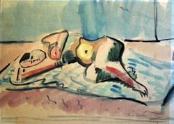Untitled [Nude]