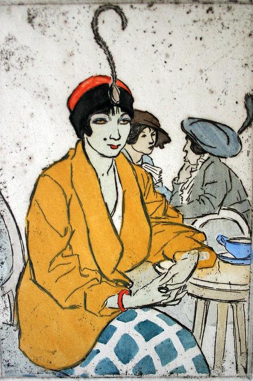 Tocque de 1912 by Maud Squire
