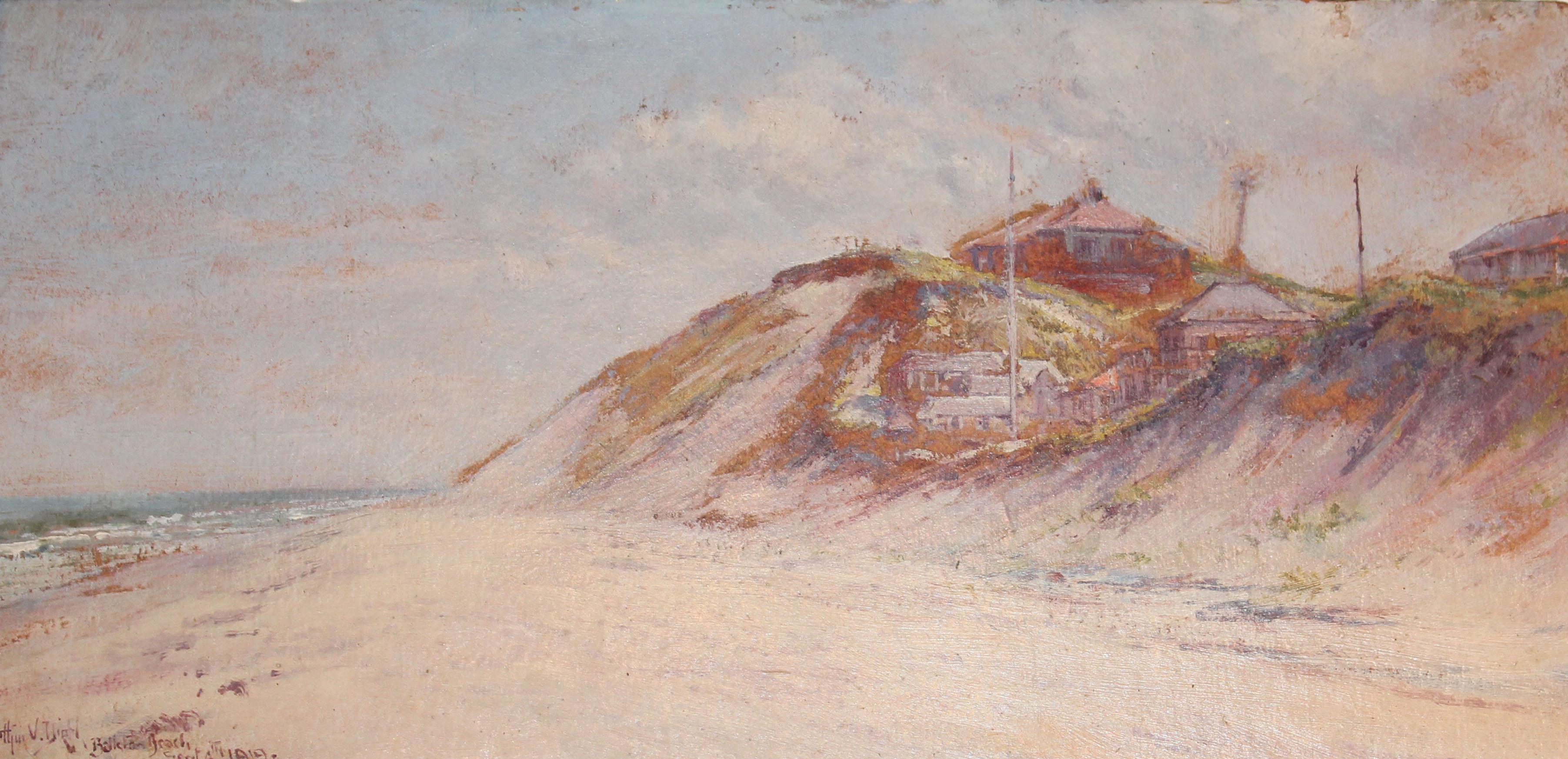 'Ballston Beach, September 4, 1919'