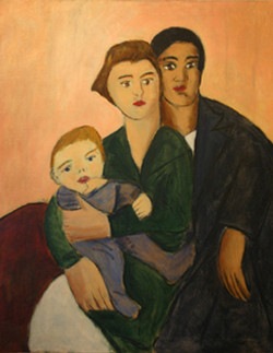 Untitled [Couple and Baby]