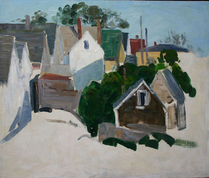 """Houses on Beach"""