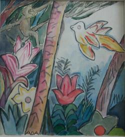 'Bird and Monkey'