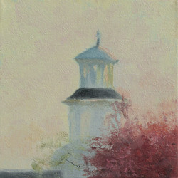 'Ptown Library, Spring'