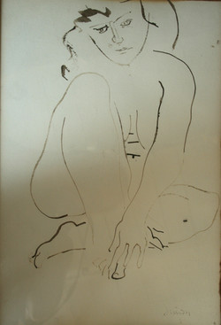 """""""Seated Woman"""""""