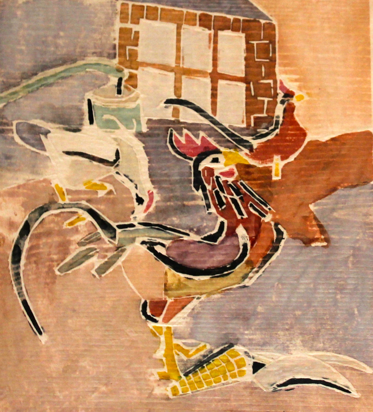Untitled [Rooster]