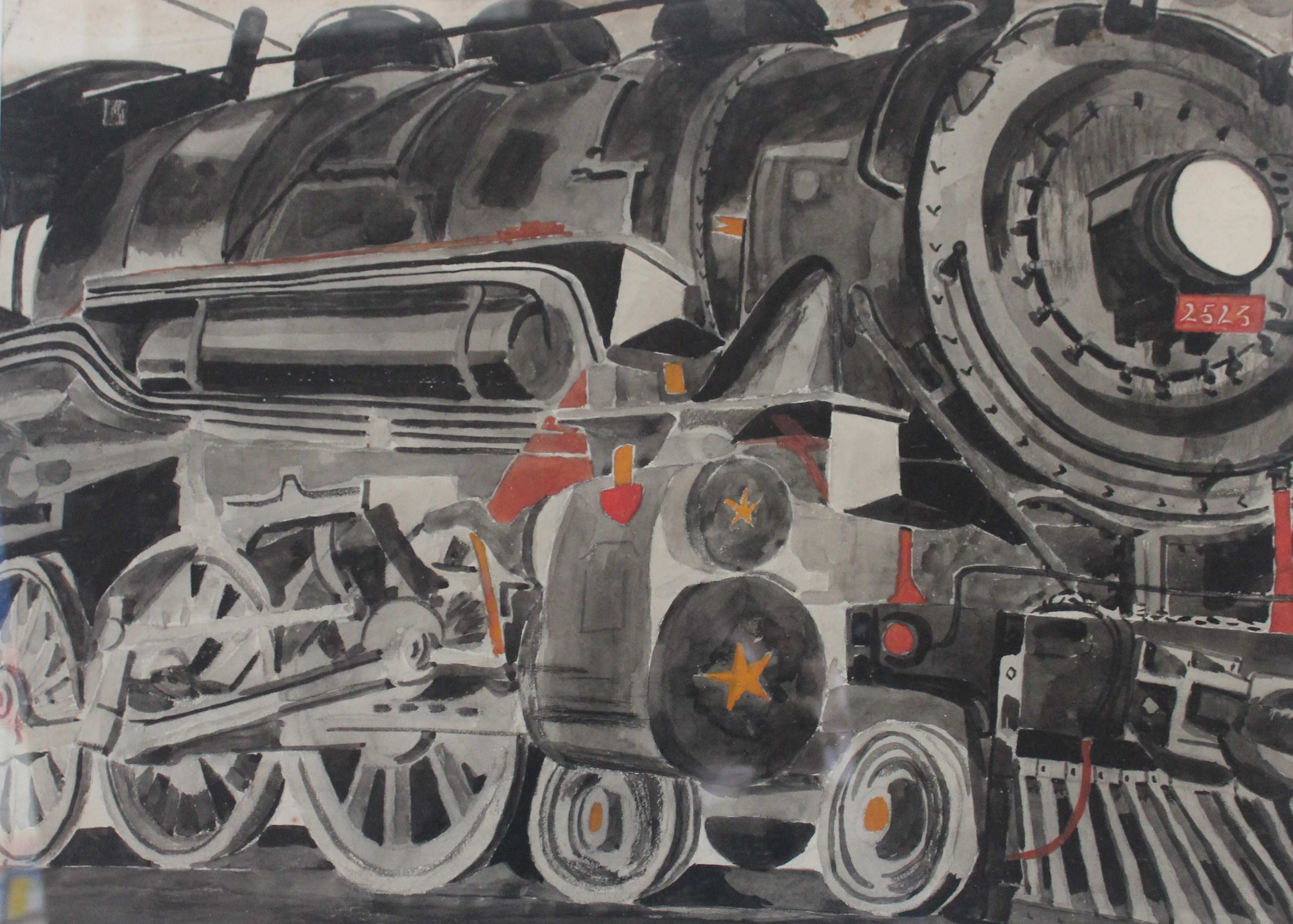 Untitled (Train)