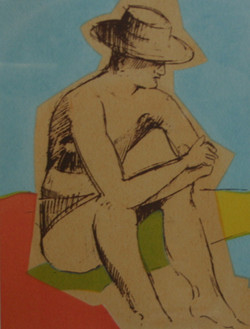 'Joe at Beach'