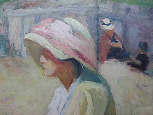 Mudhead by Louise Zaring - c. 1920