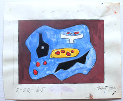 Shaw.(Abstract Table Top 1965).JPG