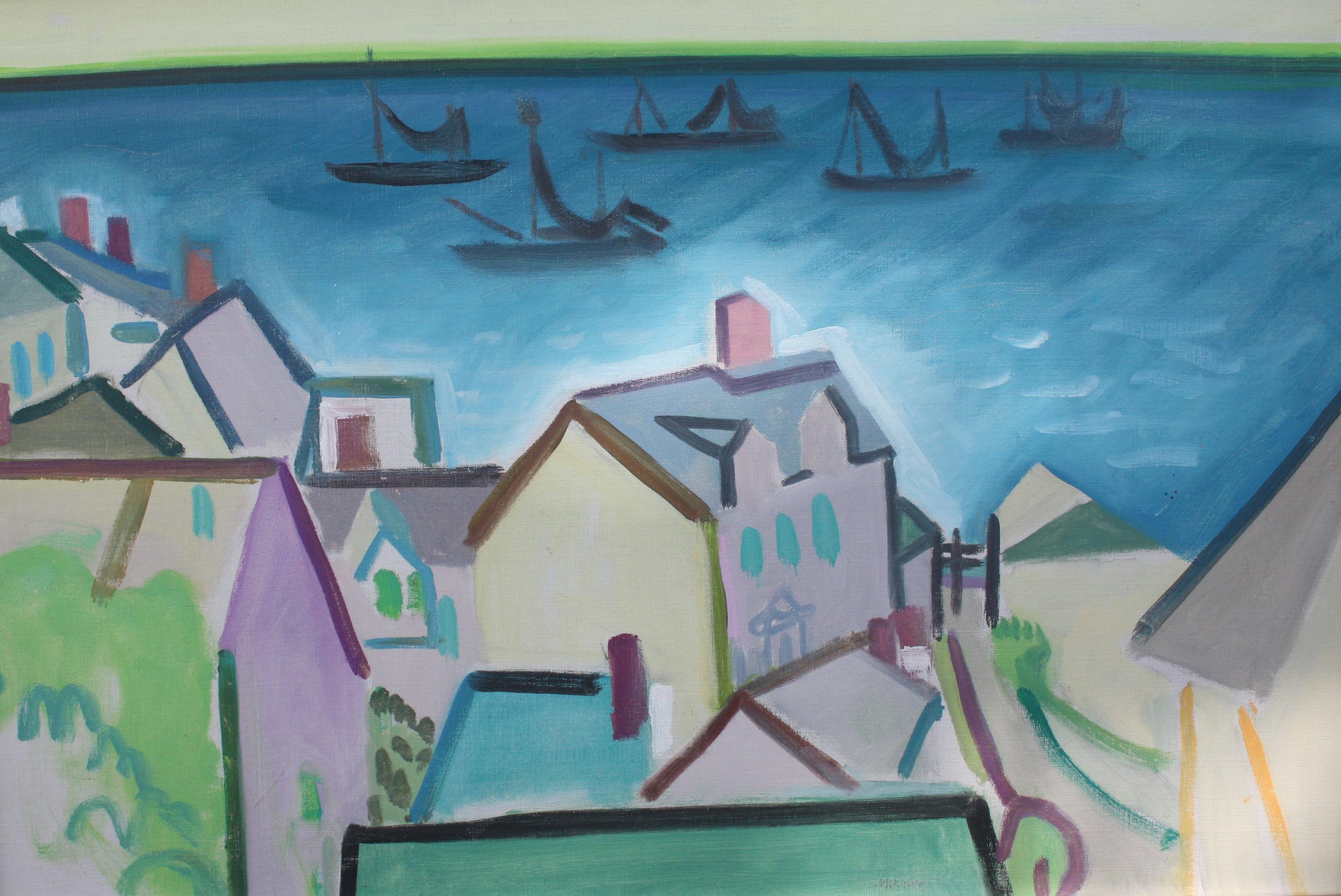 """""""Provincetown Departure"""""""