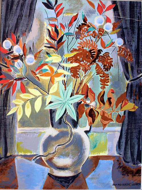 Flowers by Marguerite Zorach