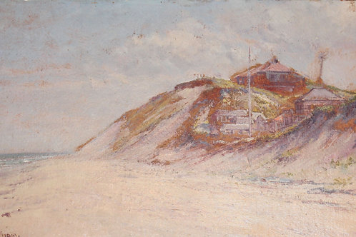 Ballston Beach by Arthur V. Diehl - 1919