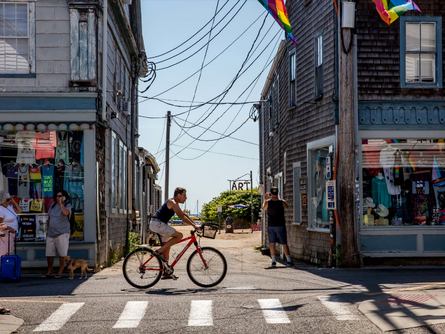 Provincetown:  Still the Place to Paint and to Party