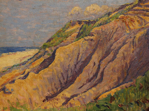 The Cliffs Attributed to E. Ambrose Webster