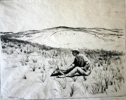 Bicknell.Self-Portrait Sketching.jpg