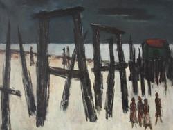 sol wilson  Pier and Shore