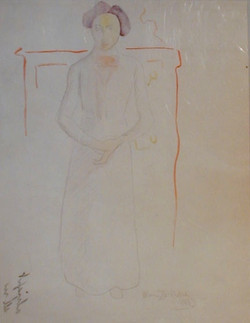 Untitled [Woman Standing]