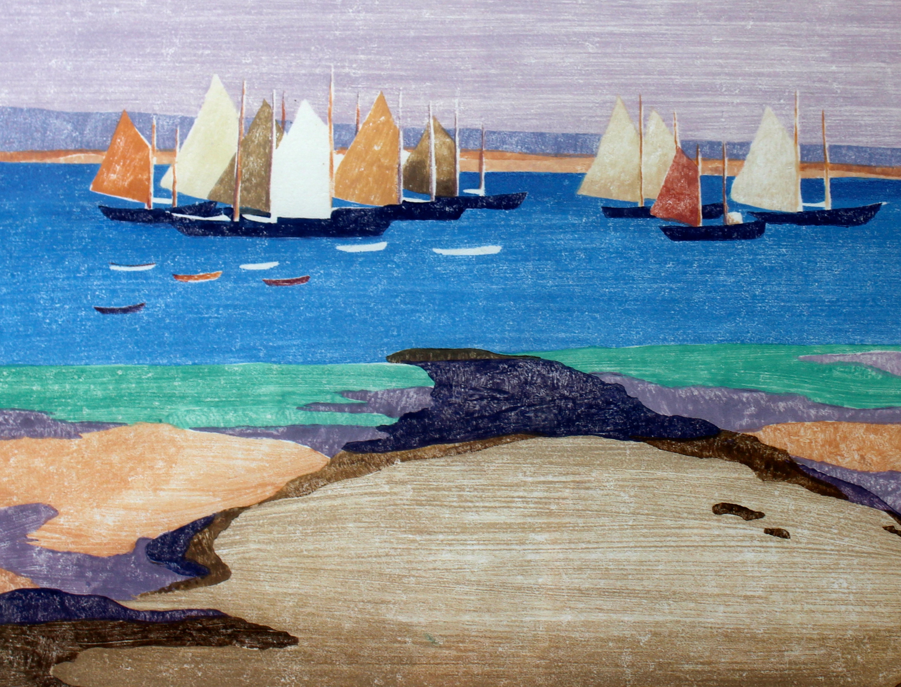"""The Fishing Fleet"""