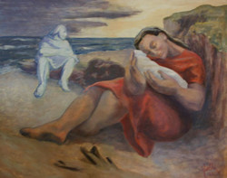 Untitled [Woman with Child]