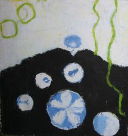 'Blue Balls, Green Glasses'