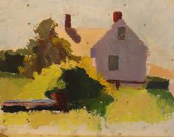Hawthorne School Landscape