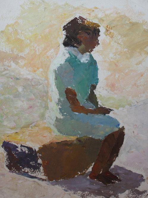 Mudhead by Ada Rayner