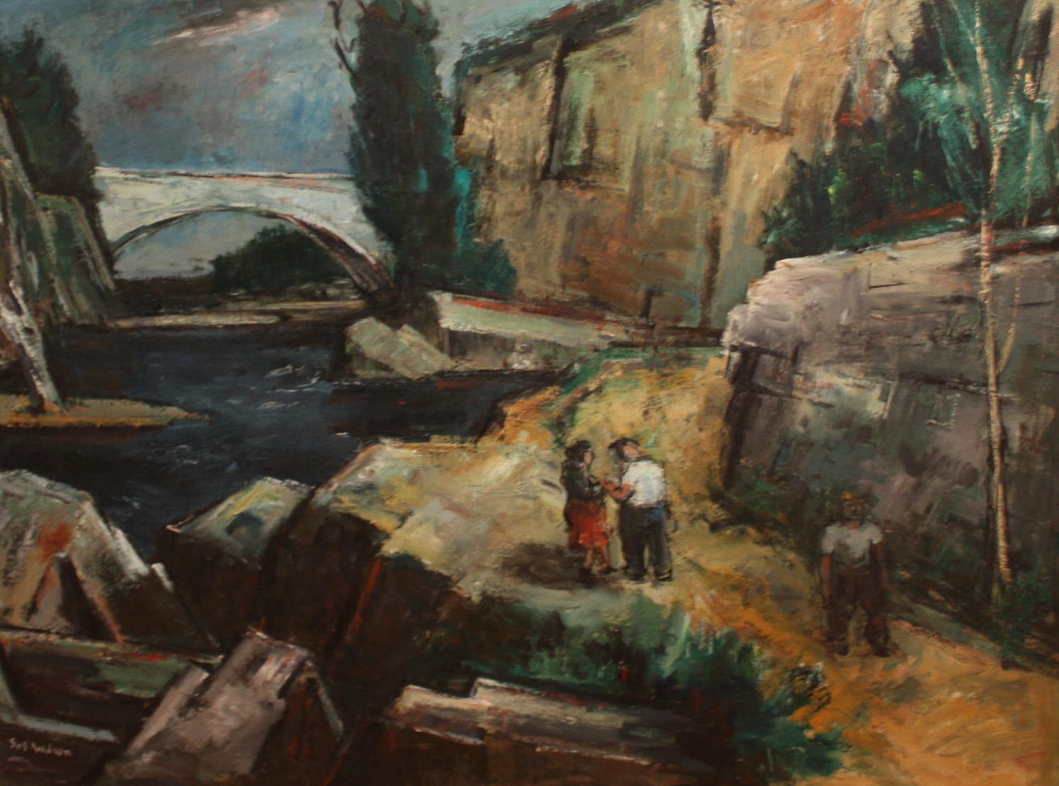 """""""The Stone Bridge"""""""