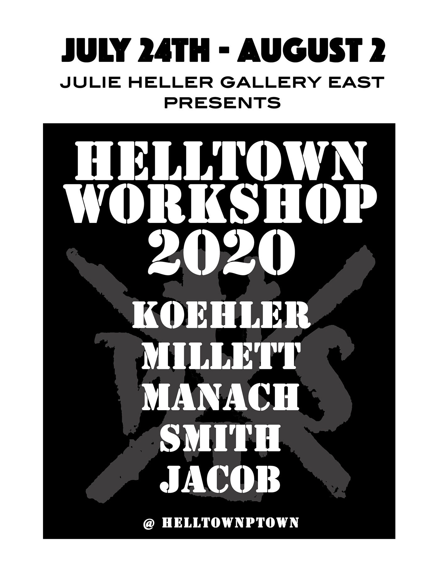 Helltown Workshop 2020