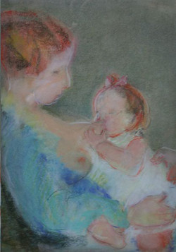 """Woman with Child"""