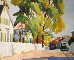 Rayner.Provincetown Street